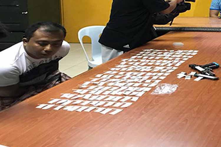 170 sachets of shabu seized in Cebu