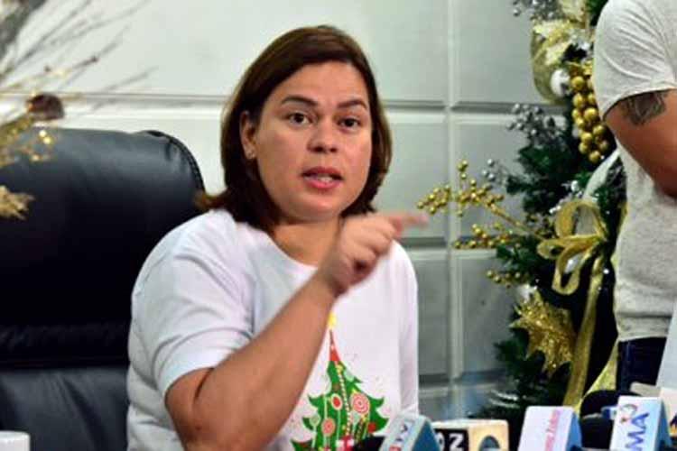 Pimentel cool to Duterte, Sara probe