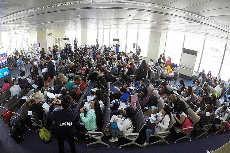 PAL, Cebu Pacific to transport repatriated OFWs from Kuwait