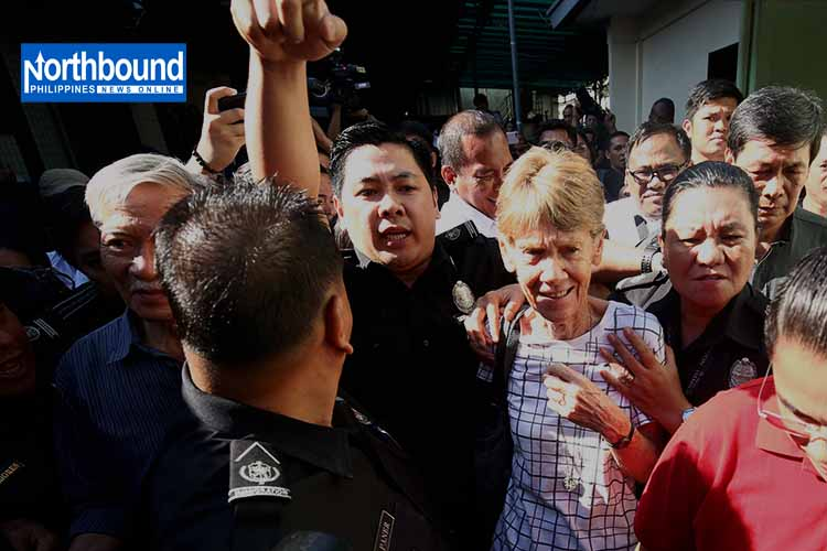Immigration officials release Australian missionary nun Patricia Fox