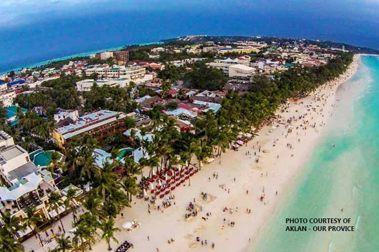US travel firm names Boracay among best beaches in Asia