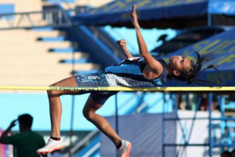 Adamson's Fabellon wins women's high jump gold