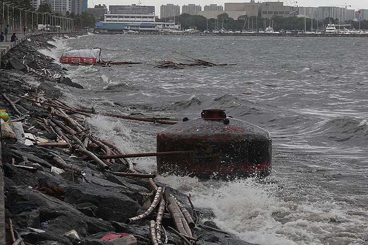 Road User's tax fund to be used for Manila Bay clean-up