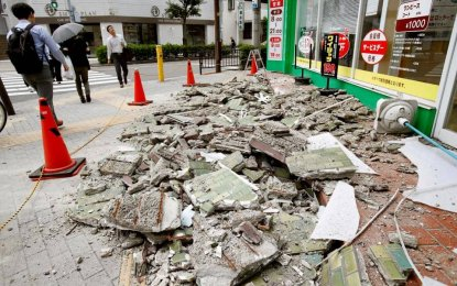 3 dead over 10 injured as 6.1-magnitude quake rocks western Japan