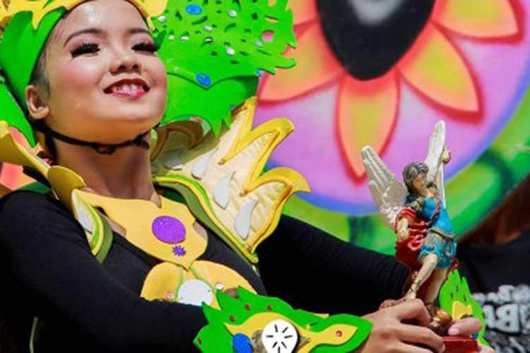 Solon lauds Samar's local festivals