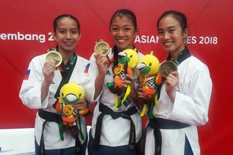 Asian Games: PH pockets two bronze medals in taekwondo poomsae