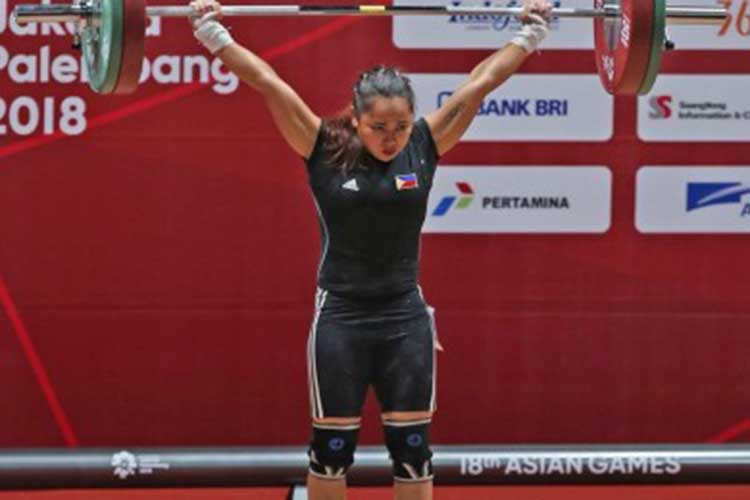 Diaz delivers PH's 1st gold in Asian Games
