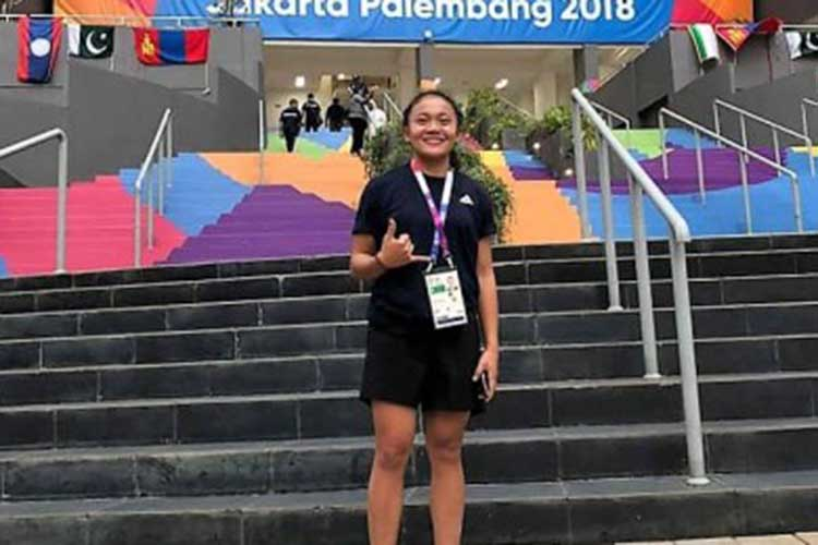 PH lifters see action in Asian Games