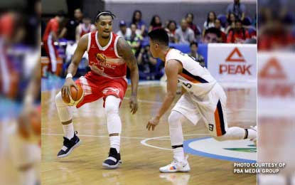 Perkins leads PBA Rookie of the Year race