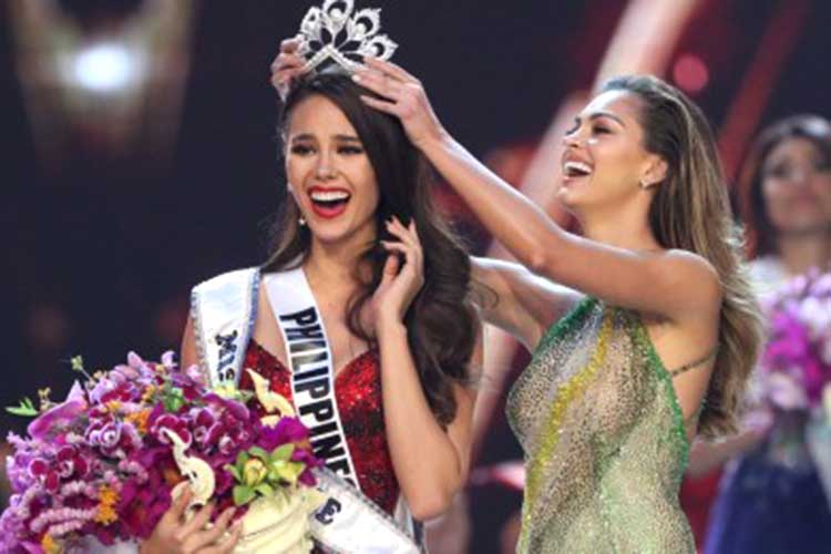 Catriona Gray named Miss Universe 2018