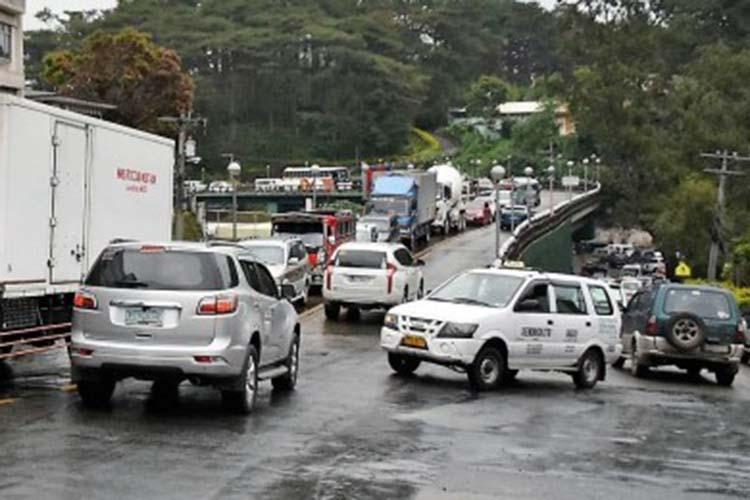 Baguio eyes 4Es to solve traffic woes