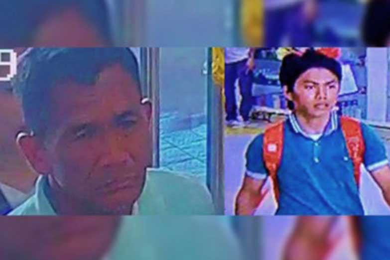 Cops release images of Cotabato bombing suspects