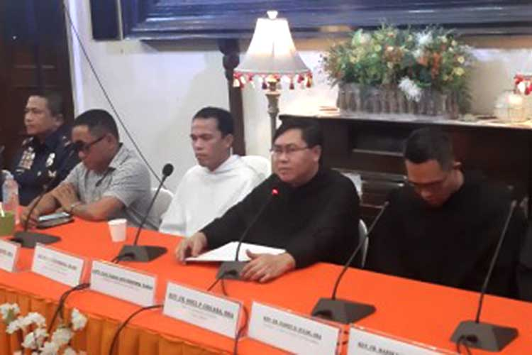 Politicians urged not to use Fiesta Señor to elicit votes