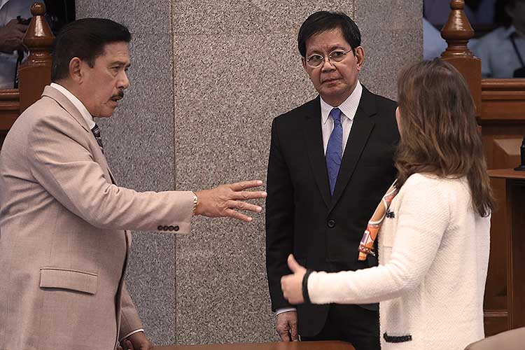 DPWH BUDGET DELIBERATION