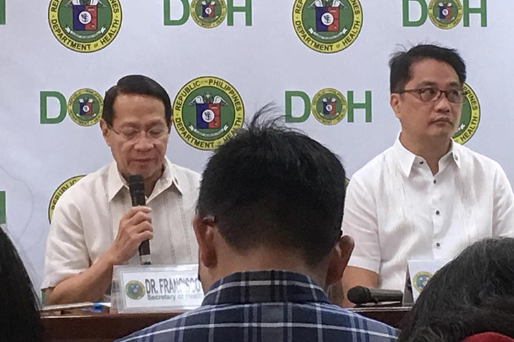 Get vaccinated vs. measles, DOH tells public