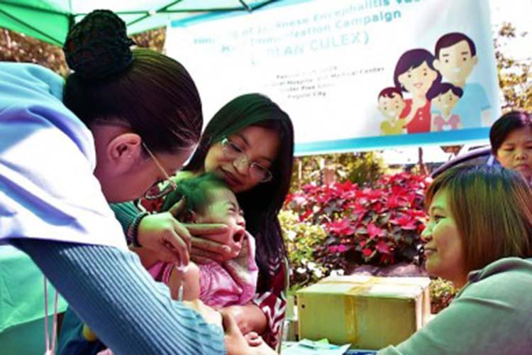 Baguio City village execs urged to step up vaccine info drive