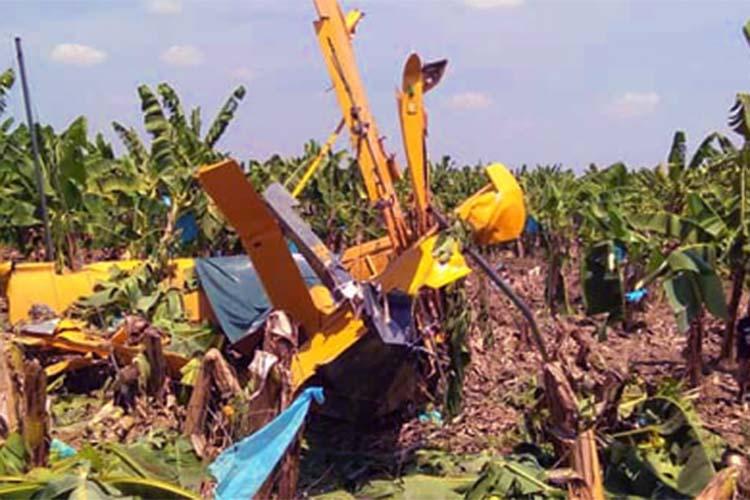 Pilot survives Maguindanao plane crash