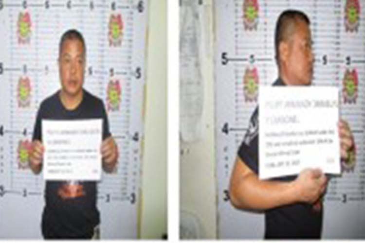 Ranking PNP officer nabbed for alleged extortion in Cavite