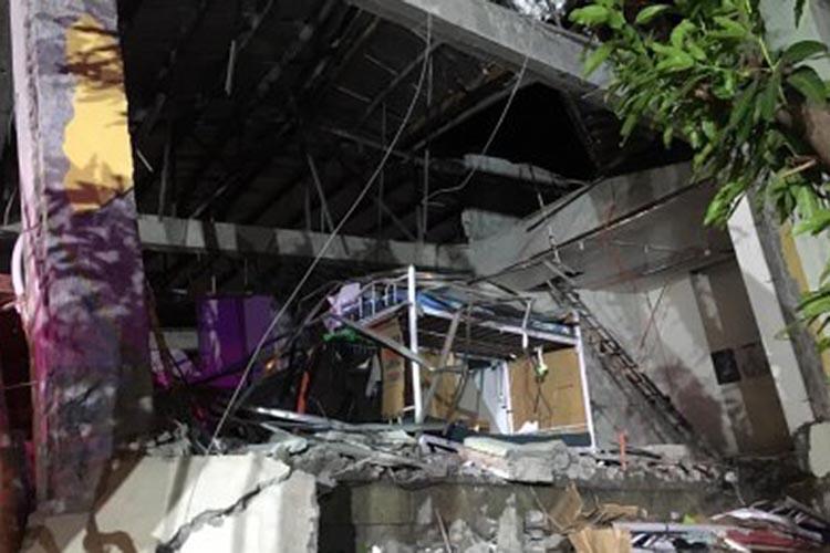 Pampanga town declares state of calamity due to quake