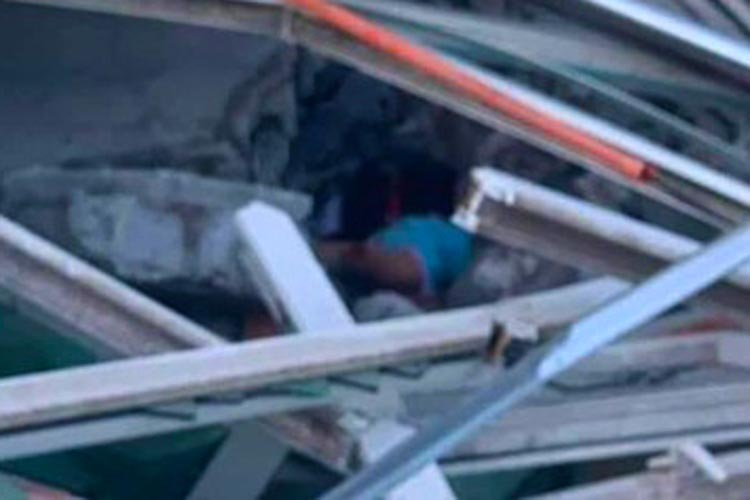 Magnitude 6.1 quake kills 5 in Pampanga
