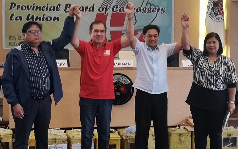 Ortegas continue to hold power in La Union