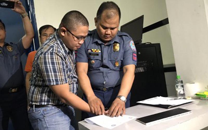 Bikoy surrenders; tags Trillanes, LP as behind 'narco-list videos'