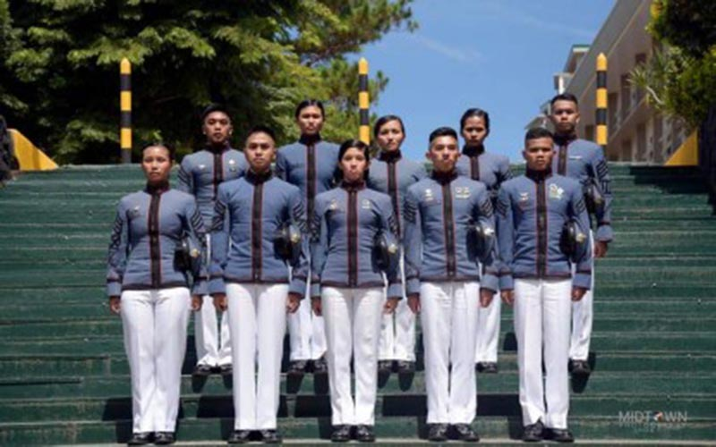 Female cadet from Ilocos Sur tops PMA Mabalasik Class of 2019