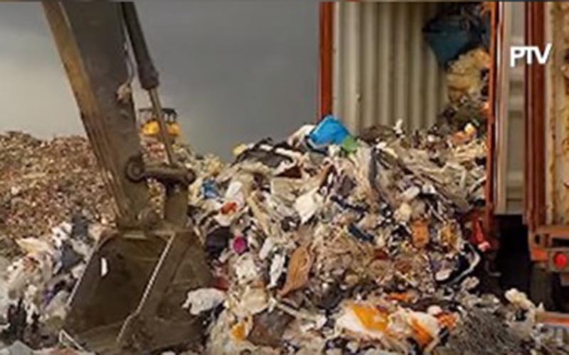 PH to shoulder shipping cost, as Canada fails to take back trash