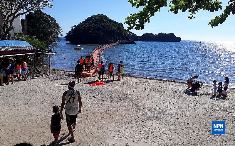 523K visited Pangasinan's Hundred Islands in 2019