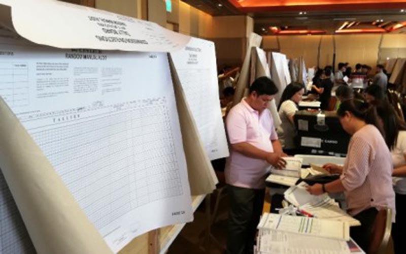 Comelec, Lente kick off manual count of sample votes in 2019 polls