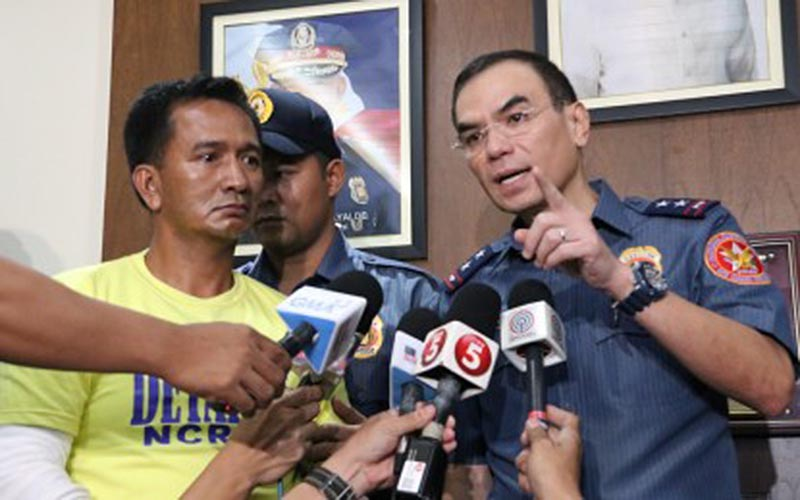 Suspect in killing of Efren 'Bata' Reyes' aunt nabbed in Olongapo