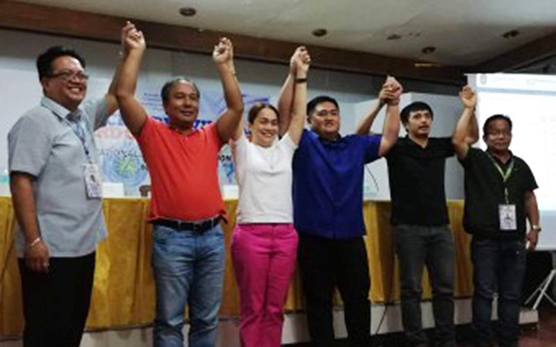 Congressman, guv and vice guv reelected in Abra
