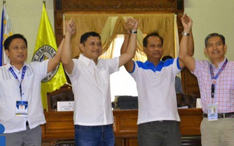 Espino elected as Pangasinan governor anew