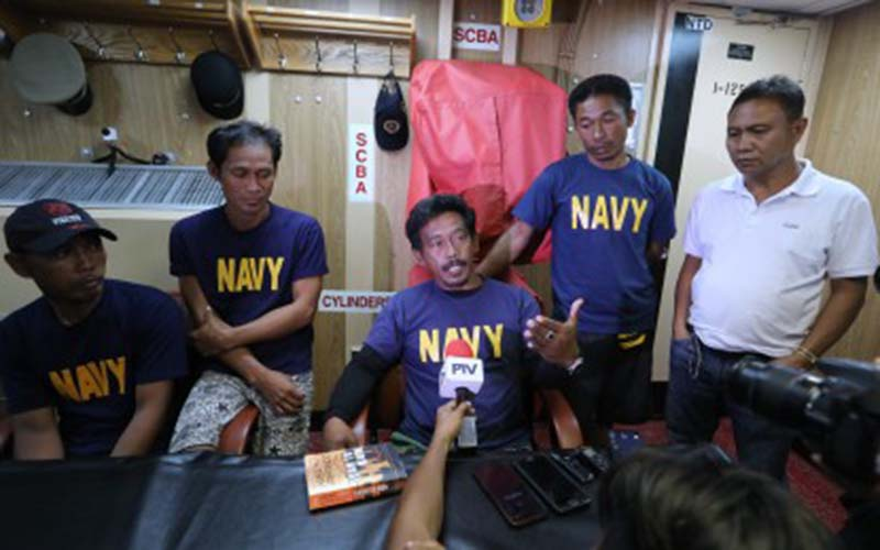 We did nothing provocative: Pinoy fishing boat capt.