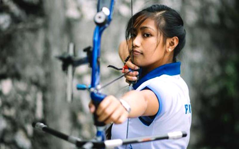 Baguio lass falls short in Dutch World archery championship