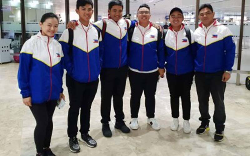 PH golf team off to Japan for tourney