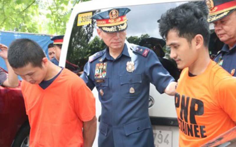 2 alleged Dawlah Islamiya members nabbed in QC