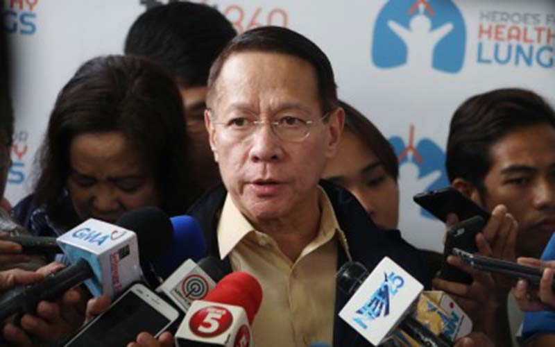 Duque belies Lacson's allegation of OWWA funds misuse