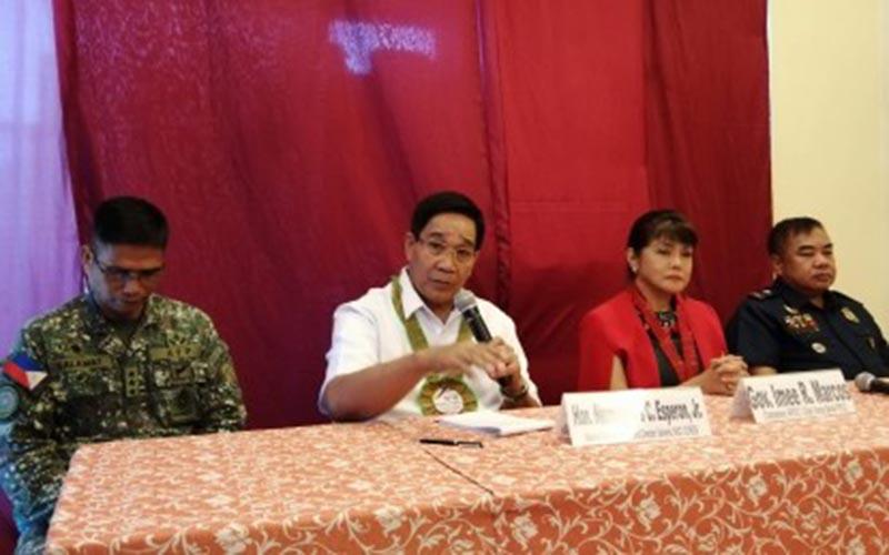 Regional Task Force vs insurgency launched in Ilocos region