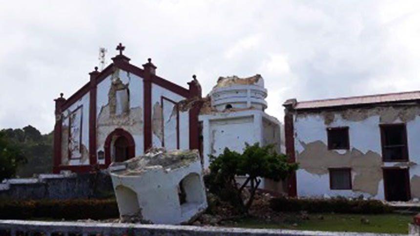 Batanes bishop urges faithful to pray for Batanes