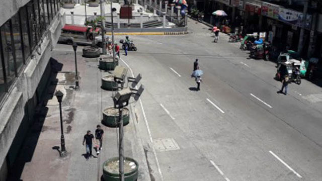 DOT 'appreciates' Isko's street-clearing ops in Manila