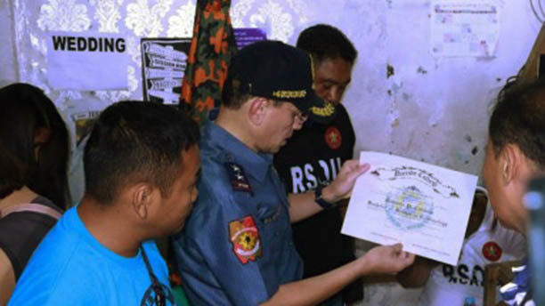 22 forgers nabbed, fake docs seized in Manila
