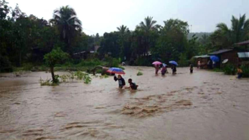 S. Kudarat flash flood sweeps away woman, 4-year-old daughter