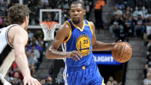 Kevin Durant officially joins Nets