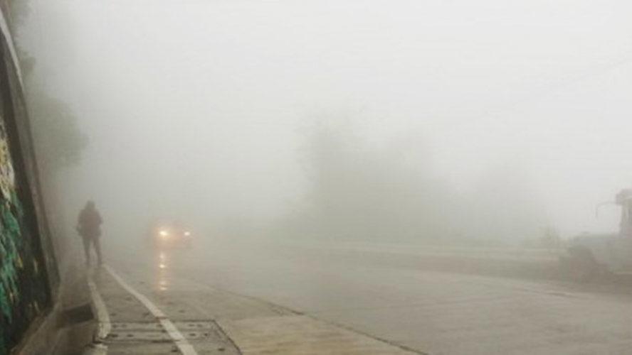 Continuous rains in Baguio-Benguet breach August threshold