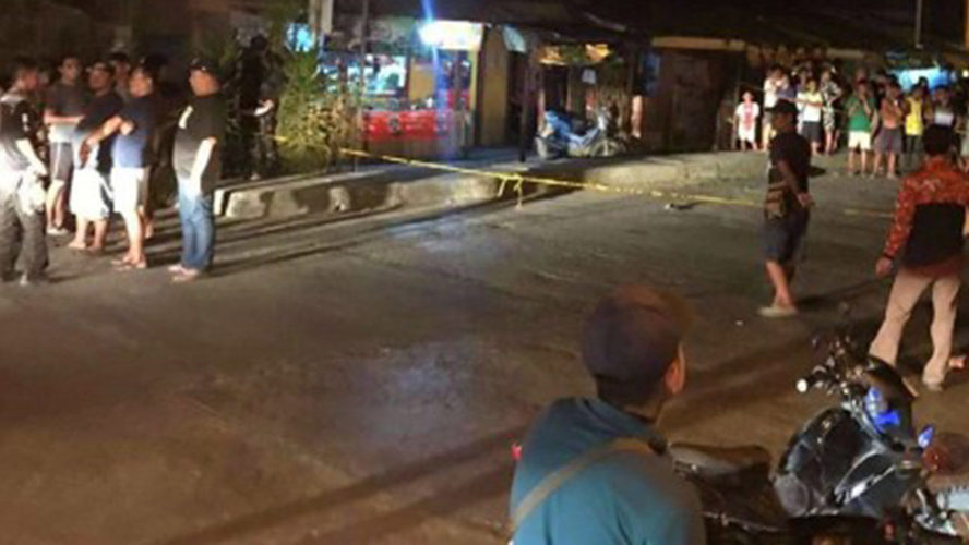 2 dead, 1 injured in Cotabato City shooting