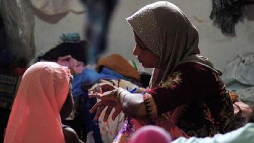 Children bear brunt of human trafficking: UN chief