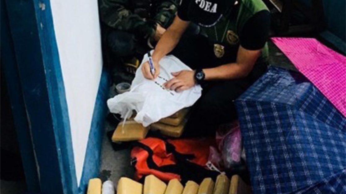3 nabbed for transport of P2.9-M marijuana in Ifugao, Tarlac