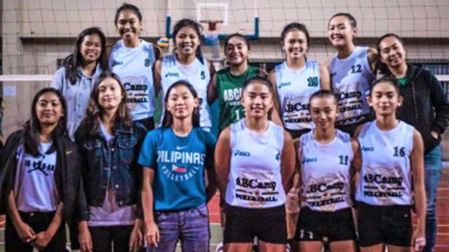 Top Luzon high school teams in Baguio volleyball tourney