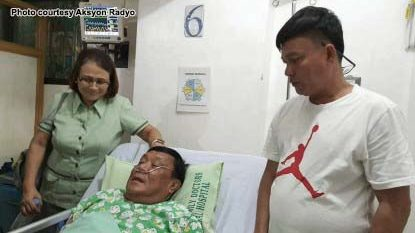 Ex-Pangasinan guv Espino now in stable condition